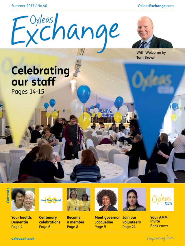 Oxleas Exchange Issue No.40